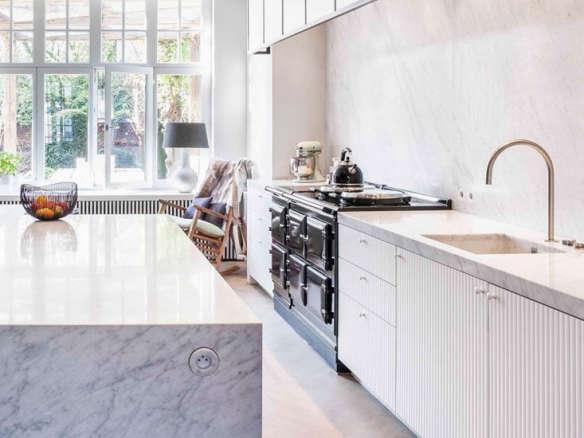 Trend Alert: 14 Integrated Marble Kitchen Sinks