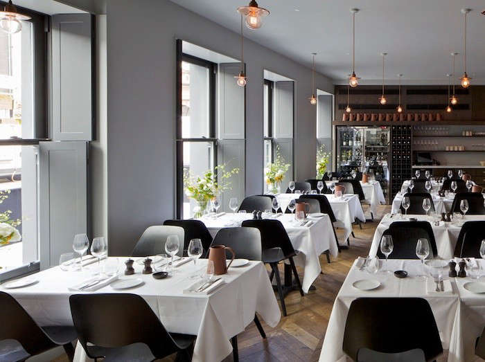 One leicester street in london come for dinner stay the