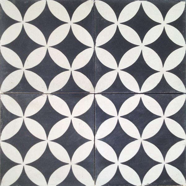 10 Easy Pieces Handmade Patterned Tiles Remodelista