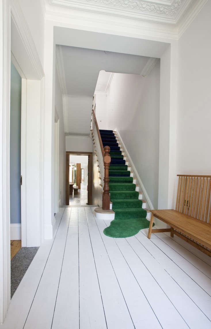 Remodeling 101 All About Stair Runners Remodelista
