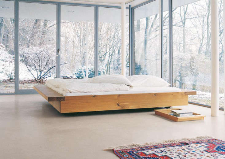 10 Easy Pieces: Wood Platform Bed Frames - Remodelista