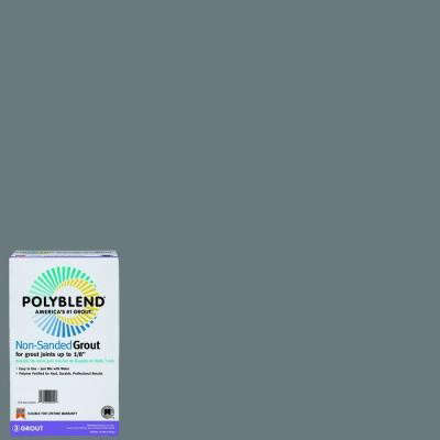 Polyblend Delorean Gray NonSanded Grout - Best non sanded grout