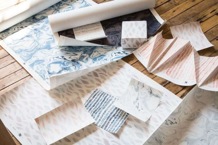 Yardage Of All Rebeccas Wallpapers Can Be Ordered Through Her Studio Hellorebeccaatwood
