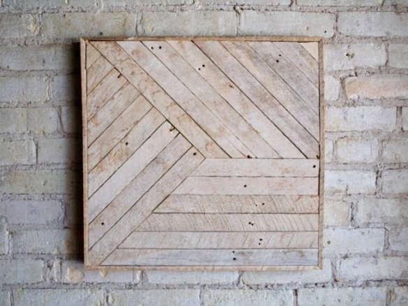 Reclaimed Wood Wall Art - Wood Wall Art