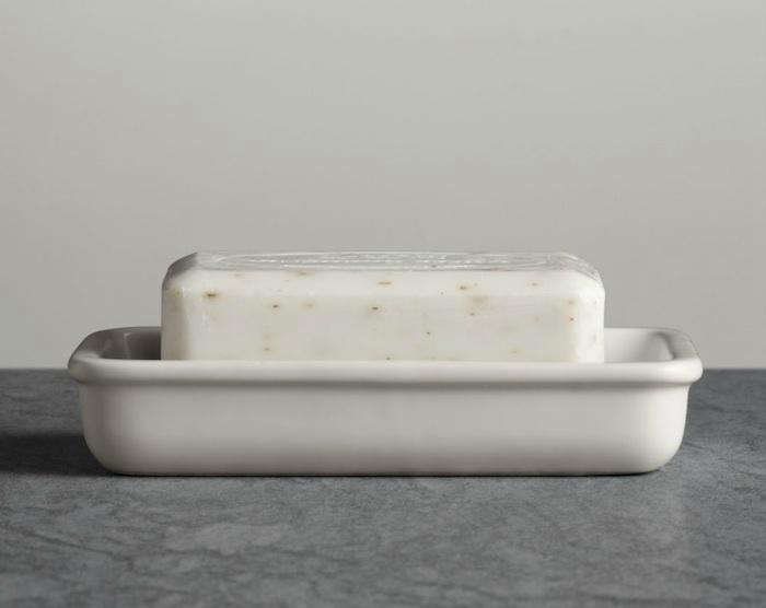 10 Easy Pieces: Best White Soap Dishes