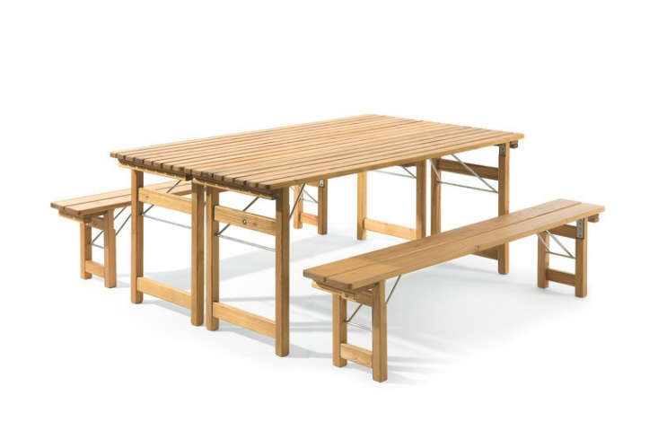 10 Easy Pieces: Folding Dining Tables - Remodelista