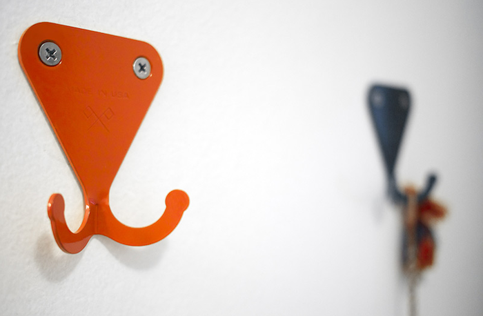 Above The Hooks Come With Stainless Steel Phillips Head S And Drywall Anchors