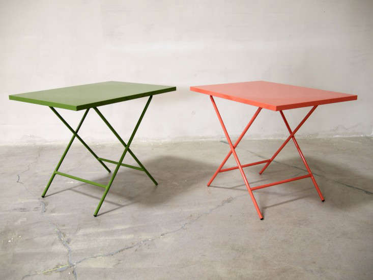 SR Foldable Table : scout regalia red and green folding tables remodelista from www.remodelista.com size 733 x 550 jpeg 63kB