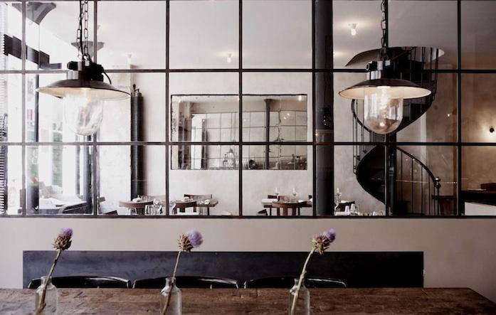 Industrial Chic In Paris Septime Restaurant Remodelista