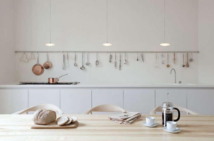 Trend Alert: 13 Kitchens with Utensil Rails