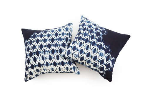 barn shibori pottery embroidered o pillow cover lumbar pillows products