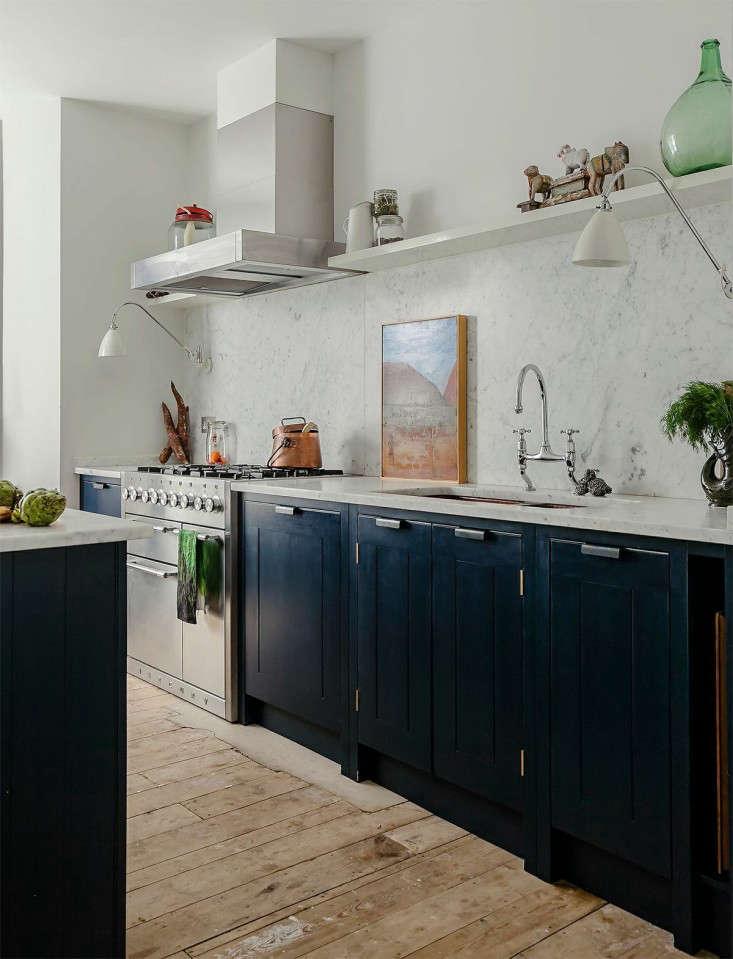 Skye Gyngell Home Kitchen British Standard Units London