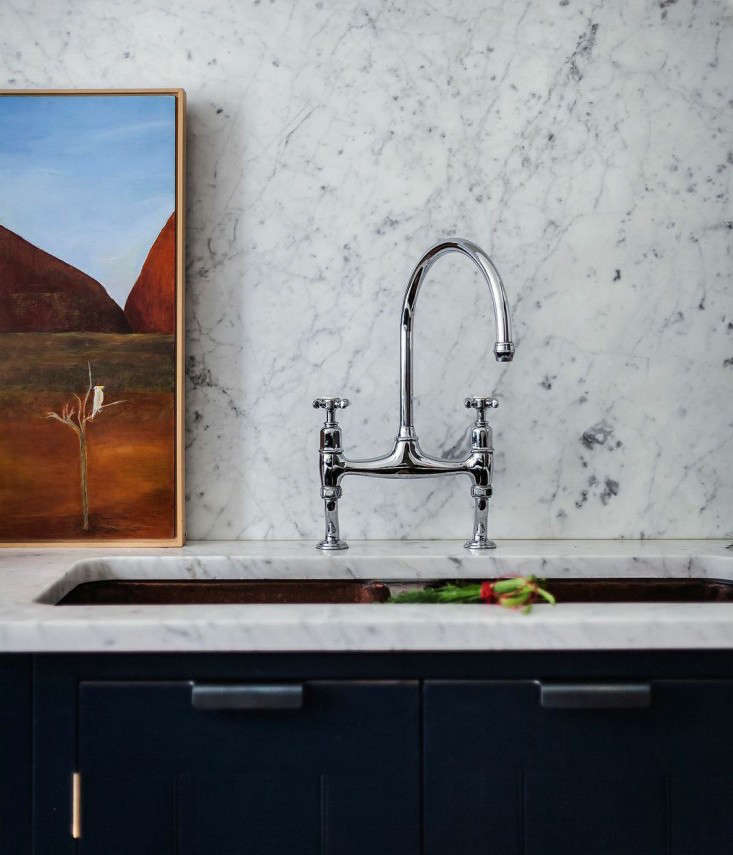 10 Easy Pieces: Architects\' Go-To Traditional Kitchen Faucets ...