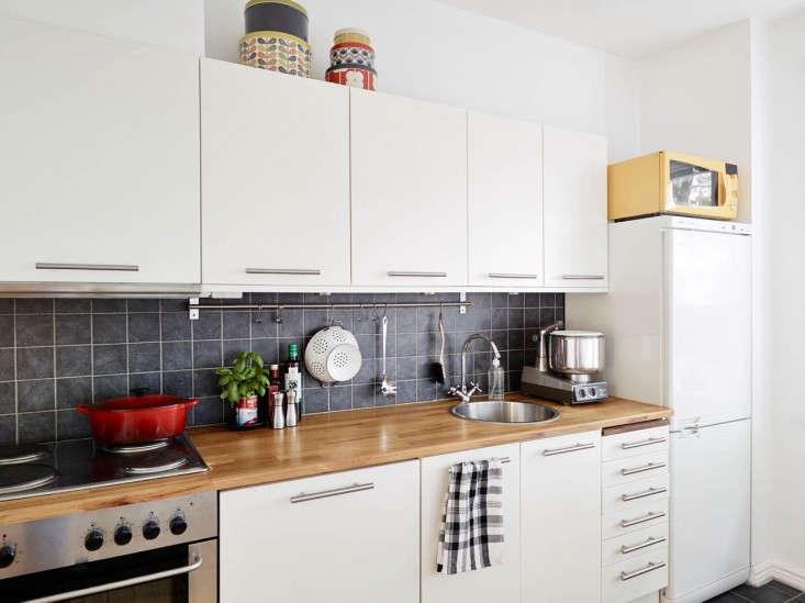 Kitchens With Ikea S Grundtal Rail