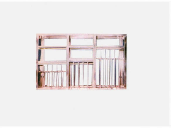 & Stainless Steel Plate Rack