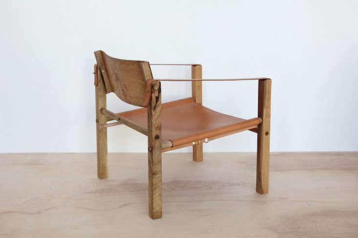 above the sunset safari chair from chairtastic in sf has a leather sling seat contact chairtastic directly for pricing