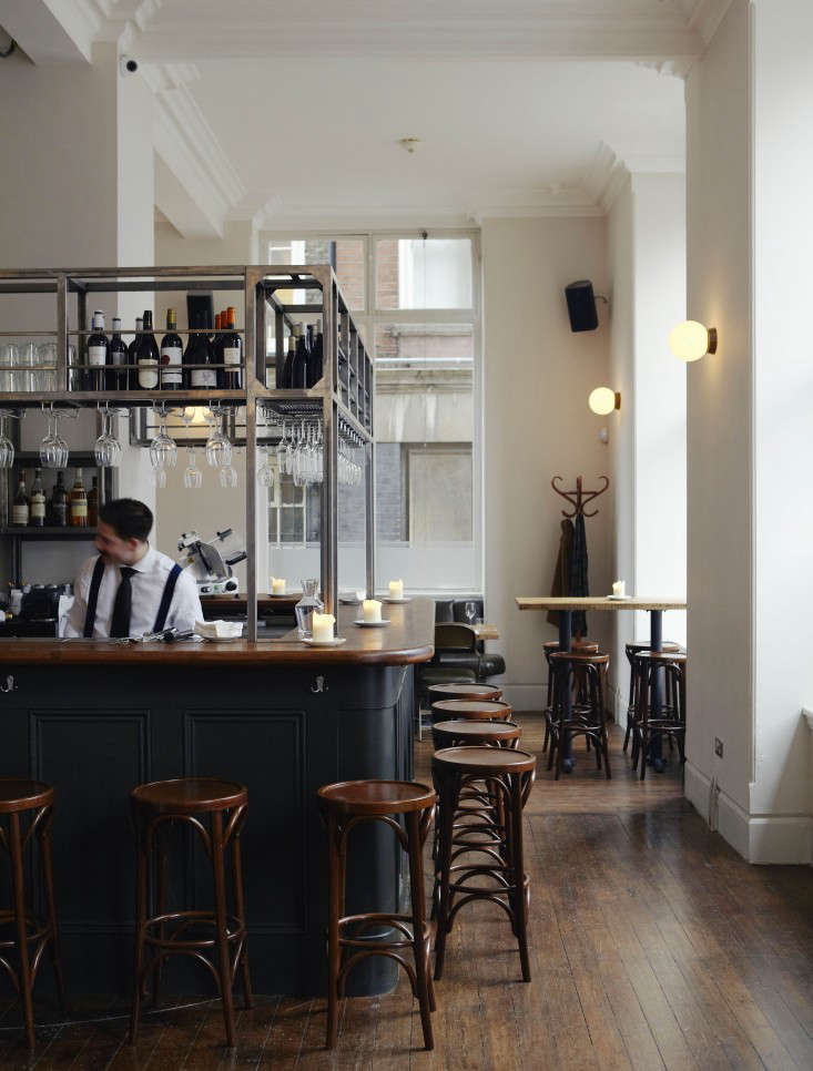 Shoreditch Design Rooms: The Clove Club: London's Restaurant Of The Moment