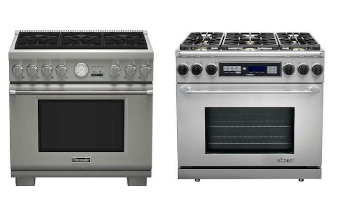 13 American Made Appliances, From Countertop Mixers To Ranges To  Refrigerators