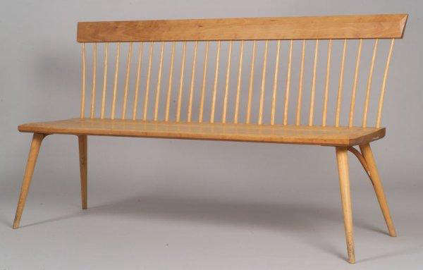 Phenomenal 10 Easy Pieces Best Wooden Spindle Benches Remodelista Theyellowbook Wood Chair Design Ideas Theyellowbookinfo