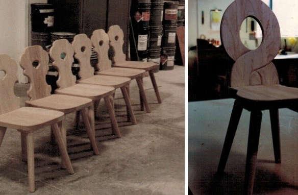 Peachy Handmade Alpine Chairs Short Links Chair Design For Home Short Linksinfo