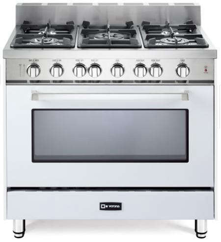 Above: The 36 Inch Verona Gas Single Oven Range Is Made In Italy And  Features A 16,000 Btu Power Burner And An Oven With A Turbo Electric  Convection Fan And ...