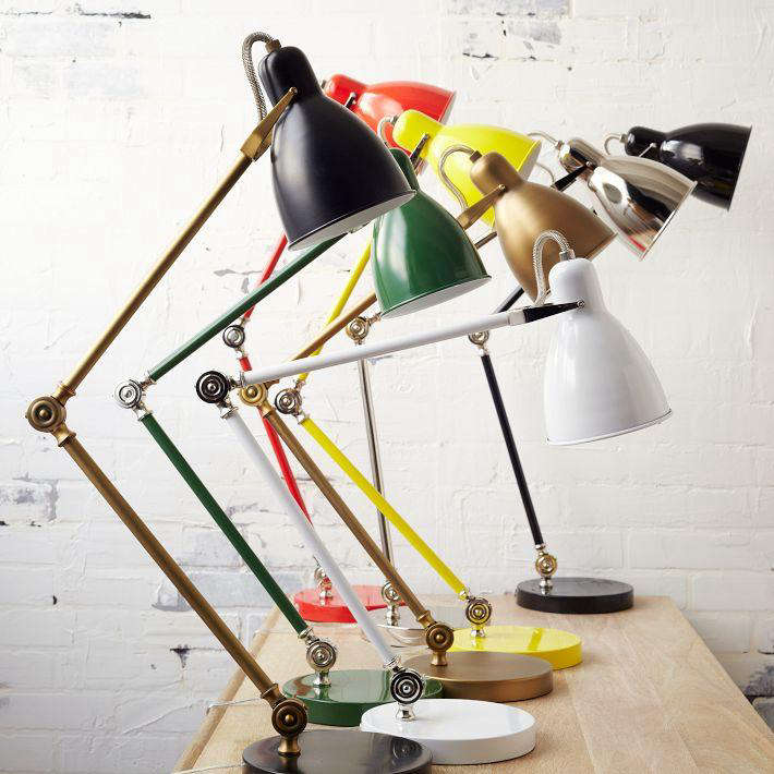 5 Favorites: Cheerful Desk Lamps
