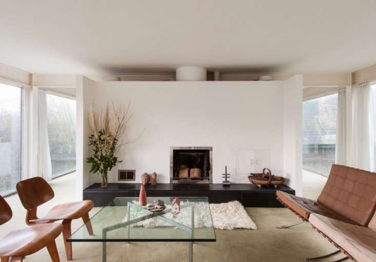 A Lion in Winter: A Midcentury Masterpiece in London