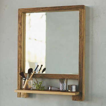 design sleuth 5 bathroom mirrors with shelves remodelista