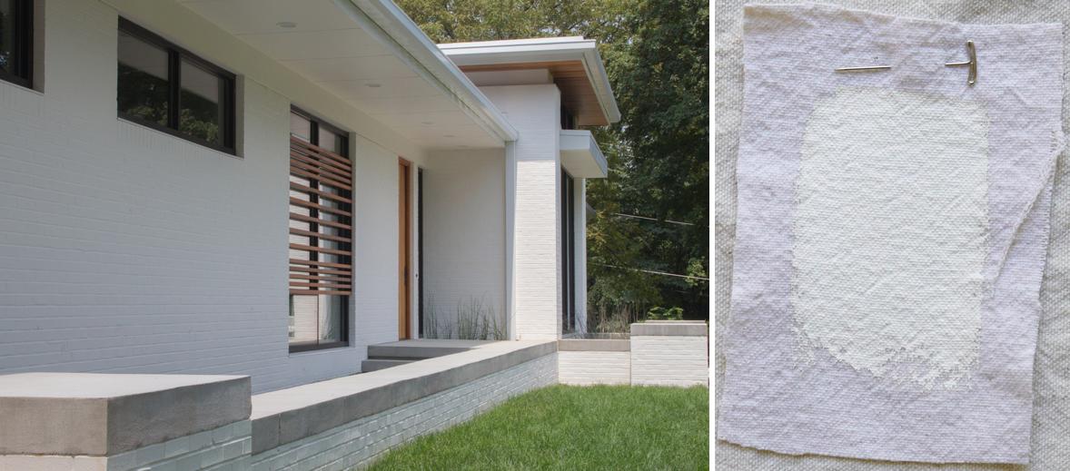 Palettes & Paints: Architects\' Top 10 White Exterior Paint Picks ...