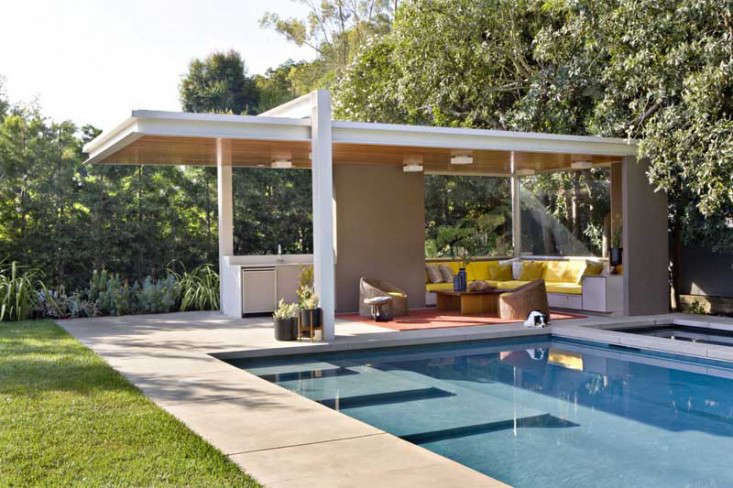 10 Great Pool Houses from Members of the Remodelista Architect ...