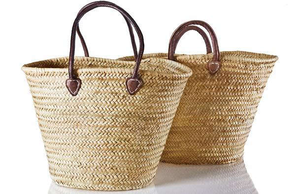 10 Easy Pieces: French Market Totes - Remodelista