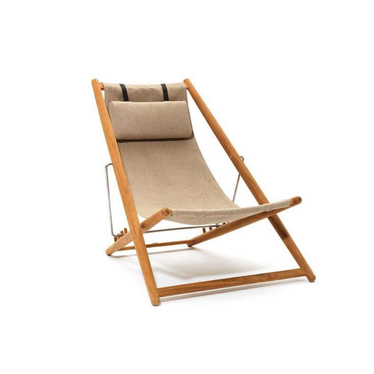 5 favorites: the best folding canvas deck chairs - remodelista