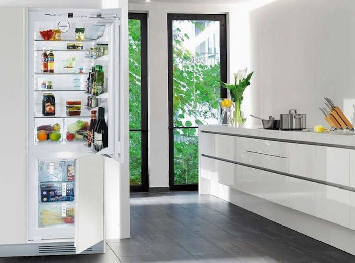 10 Easy Pieces: Best Skinny Refrigerators - Remodelista