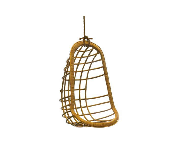 10 Easy Pieces: Hanging Rattan Chairs