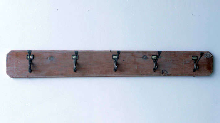 Coat Hook industrial coat hook rail