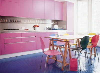 kitchen: rubber flooring - remodelista