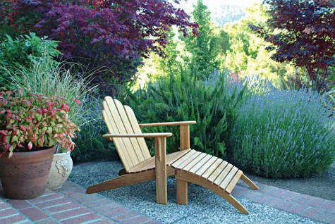 10 Easy Pieces Outdoor Chaise Lounges Remodelista