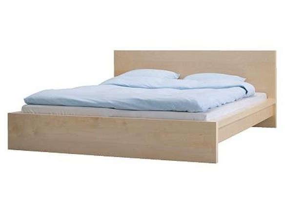 malm bed frames - Malm Bed Frame High