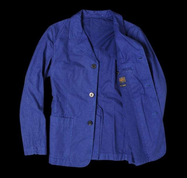 Design Sleuth: Bill Cunningham's French Work Jacket - Remodelista
