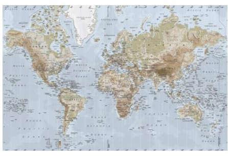 Premiar World Map