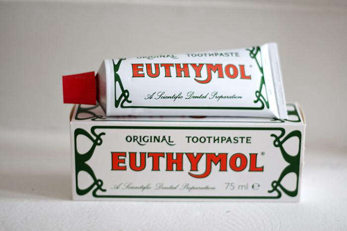 euthymol original toothpaste waitrose amp partners - 700×467