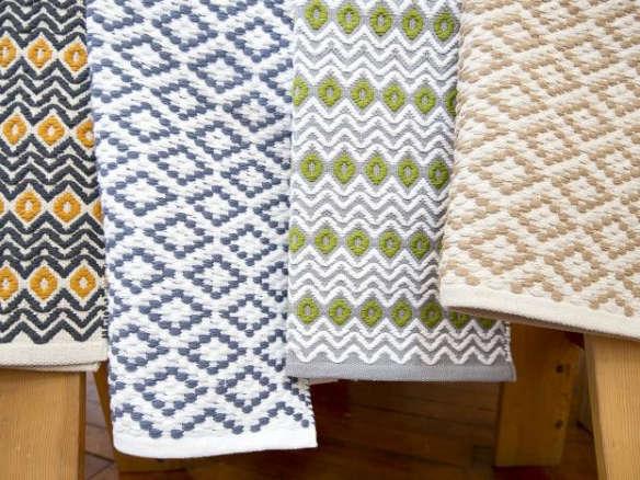 Coyuchi Line Organic Cotton Rugs