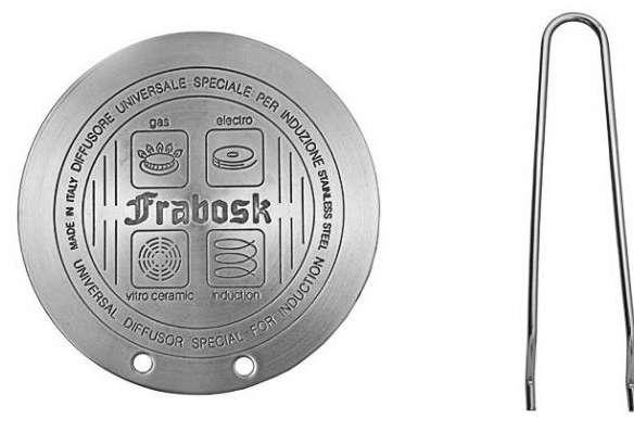 Frabosk Heat Diffuser Plate