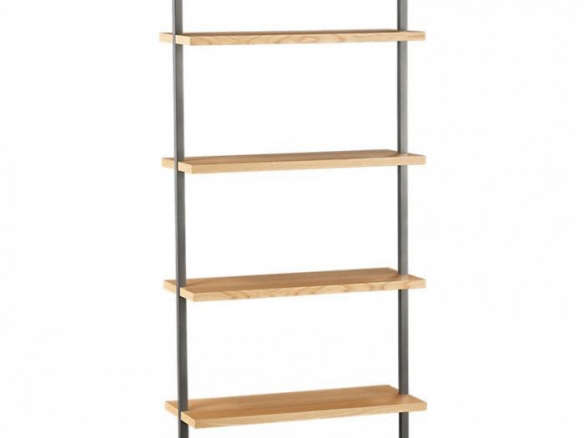 Helix Wall Mounted Bookcase