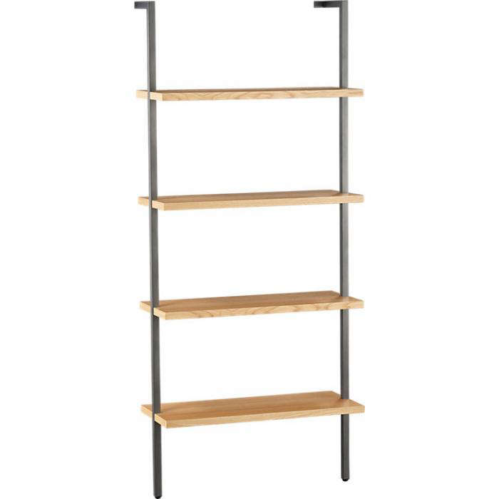 Helix wall mounted bookcase Wall mounted bookcase shelves