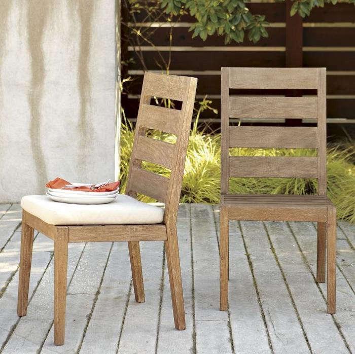 Fresh  jardine chair west elm