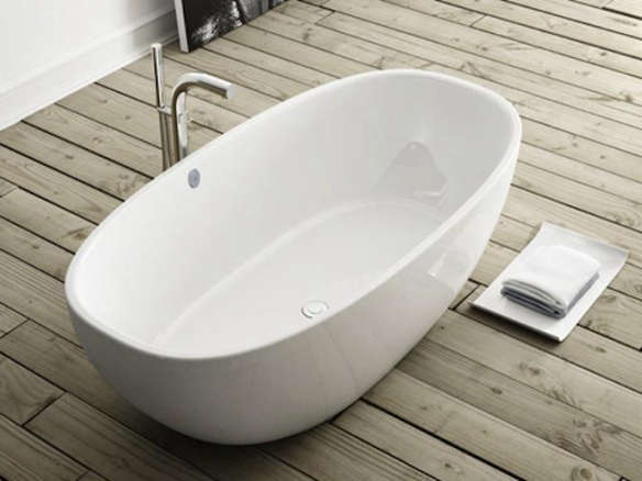 Victoria Amp Albert Barcelona Contemporary Double Ended Tub