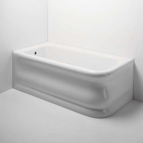 Empire Corner Rectangular Bathtub