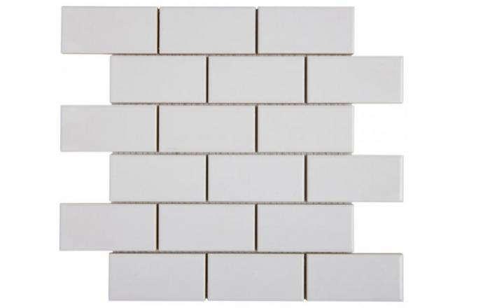 Campus Staggered Ceramic Mosaic Tile
