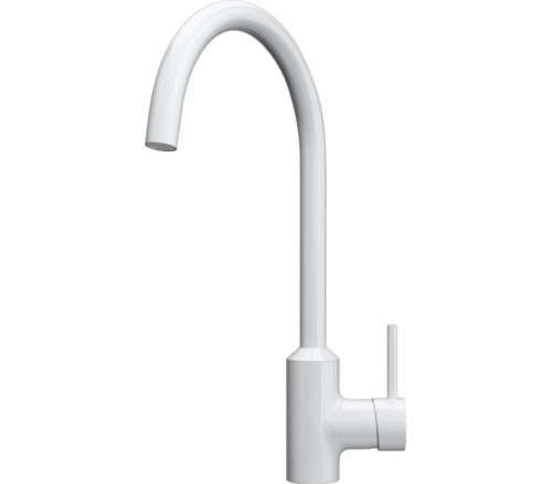 White Kitchen Faucet single lever kitchen faucet, white